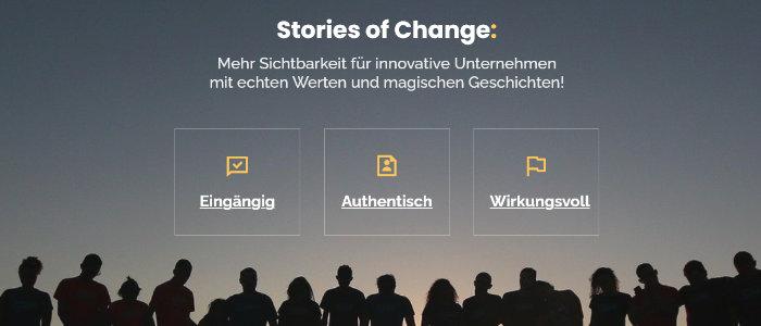 Start Storytelling Workshop-Reihe